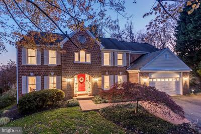 McLean Single Family Home For Sale: 1702 Chesterbrook Vale Court