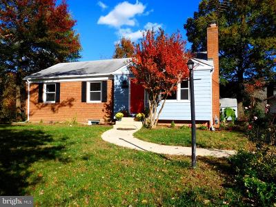 Springfield Rental For Rent: 6105 Augusta Drive
