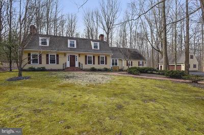 Fairfax Station Single Family Home For Sale: 11615 Springtime Lane
