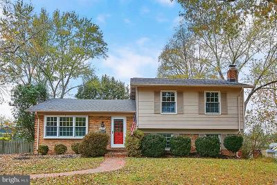 Alexandria Single Family Home For Sale: 2310 Candlewood Drive