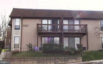 Burke, Springfield Condo For Sale: 8502 Barrington Court #G