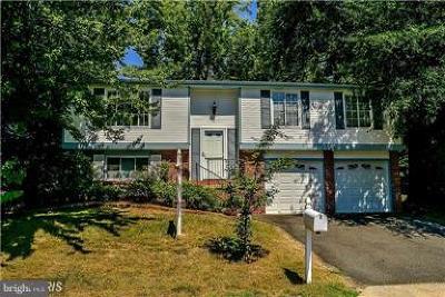 Fairfax Rental For Rent: 9424 Mirror Pond Drive