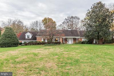 Great Falls Single Family Home For Sale: 9809 Beach Mill Road