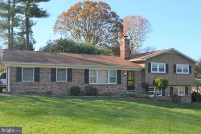 Fairfax County Single Family Home For Sale: 2736 Calkins Road