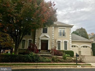 Mclean Rental For Rent: 7405 Old Maple Square