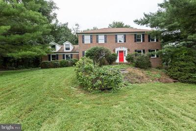 Vienna Single Family Home For Sale: 1524 Victoria Farms Lane