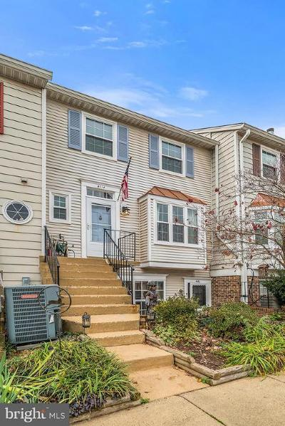 Chantilly Townhouse For Sale: 4114 Weeping Willow Court #132G