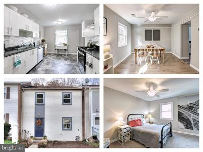 Burke Townhouse For Sale: 5546 Hollins Lane
