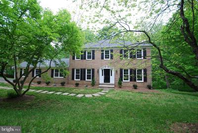 Vienna Single Family Home For Sale: 2200 Lomond Court