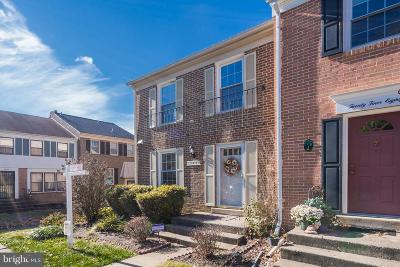 Alexandria Townhouse For Sale: 2482 Windbreak Drive