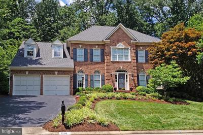 Reston Single Family Home For Sale: 1114 Round Pebble Lane