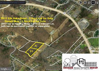 Lorton Residential Lots & Land For Sale: 9301 Denali Way