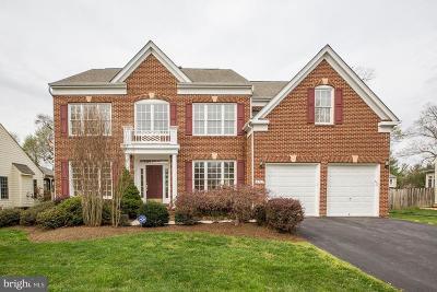 Herndon Single Family Home For Sale: 2715 Robaleed Way