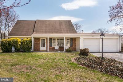 Greenbriar Single Family Home For Sale: 4311 Pergate Lane
