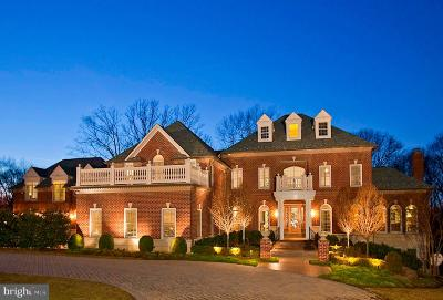 McLean Single Family Home For Sale: 7826 Swinks Mill Court
