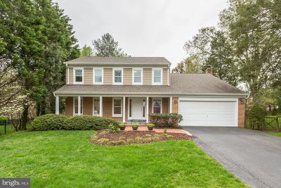 McLean Single Family Home For Sale: 1303 Clayborne House Court