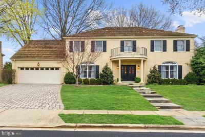 McLean Single Family Home Under Contract: 6303 Dunaway Court