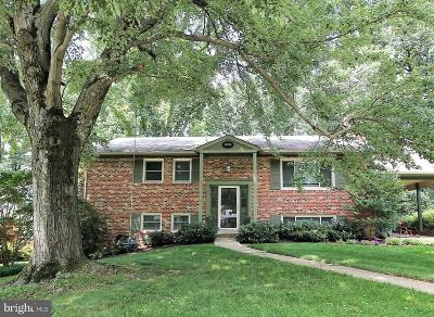 Falls Church Single Family Home For Sale: 2604 Midway Street