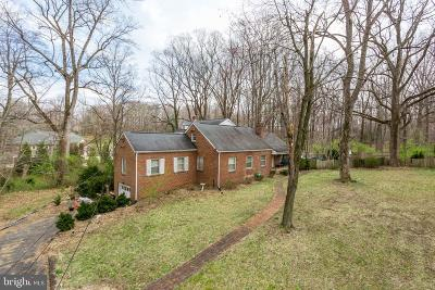 McLean Single Family Home For Sale: 8808 Old Dominion Drive