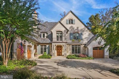 McLean Single Family Home For Sale: 6126 Franklin Park Road