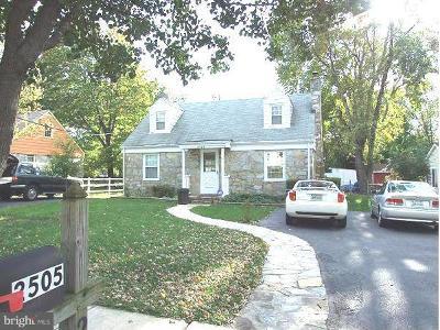 Hybla Valley Single Family Home For Sale: 2505 Popkins Lane