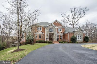 McLean Single Family Home For Sale: 8710 Overlook Road