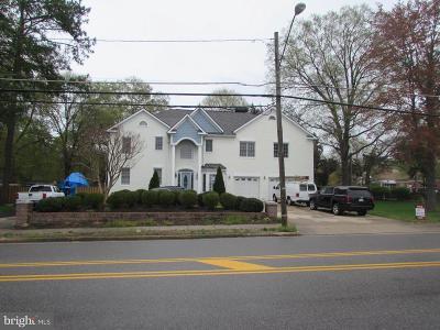 Hybla Valley Single Family Home For Sale: 7829 Schelhorn Road