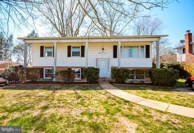 Annandale Single Family Home For Sale: 8423 Queen Elizabeth Boulevard