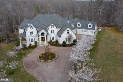 Fairfax County Single Family Home Active Under Contract: 8033 Woodland Hills Lane