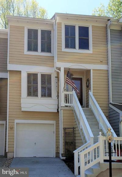 Reston Townhouse For Sale: 1402 Newport Spring Court