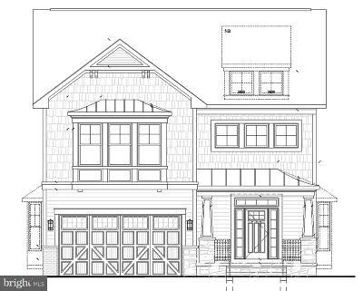 Alexandria Single Family Home For Sale: 8024 Washington Road