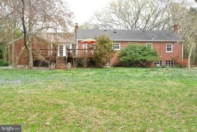 Vienna Single Family Home For Sale: 8619 Hilltop Road
