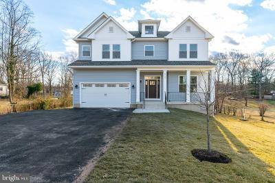 Burke, Springfield Single Family Home For Sale: 8733 Pohick Road