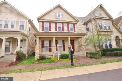 Lorton Single Family Home For Sale: 9111 Stonegarden Drive