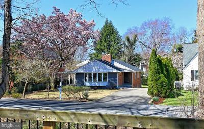 Alexandria Single Family Home For Sale: 8114 W Boulevard Drive