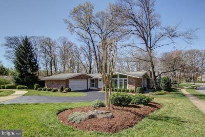 Reston Single Family Home Under Contract: 1700 Beaver Circle