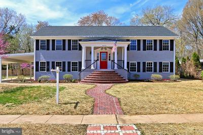 Alexandria Single Family Home For Sale: 8702 Camden Street