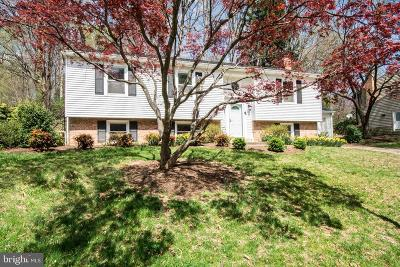 Fairfax Single Family Home For Sale: 4718 Briar Patch Lane