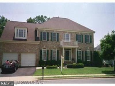 Vienna Single Family Home For Sale: 8205 Westwood Mews Court