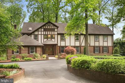 Annandale, Falls Church Single Family Home For Sale: 5117 Ravensworth Road