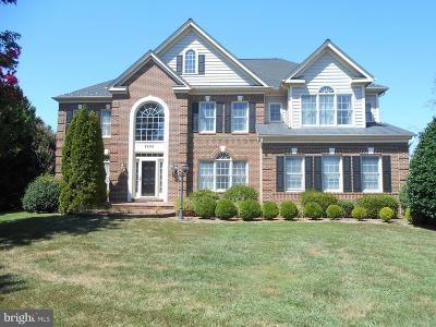 Alexandria Single Family Home For Sale: 8900 Grist Mill Woods Court
