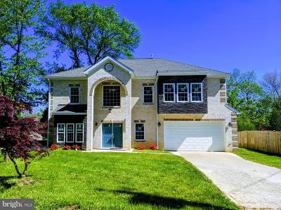 Alexandria Single Family Home For Sale: 5542 Janelle Street