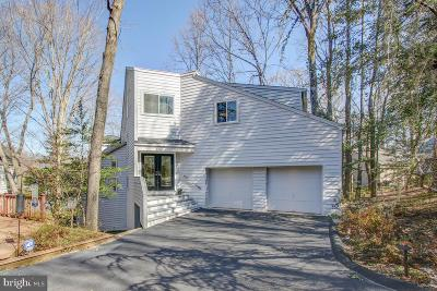 Reston Single Family Home For Sale: 2258 Compass Point Lane