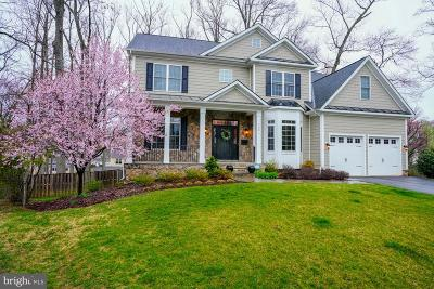 Vienna Single Family Home For Sale: 908 Symphony Circle SW