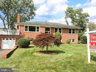 Washington County, Montgomery County, Fairfax County Rental For Rent: 6512 Divine Street