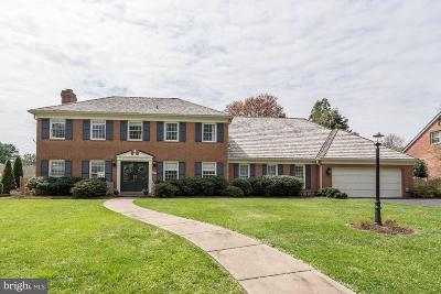 McLean Single Family Home For Sale: 6303 Long Meadow Road