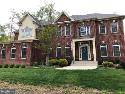 Woodbridge, Dumfries, Lorton Single Family Home For Sale: 9120 Ridgely Drive
