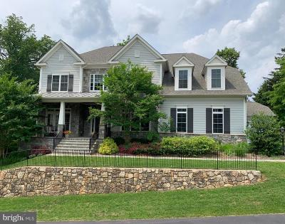 McLean Single Family Home For Sale: 6152 Old Dominion Drive