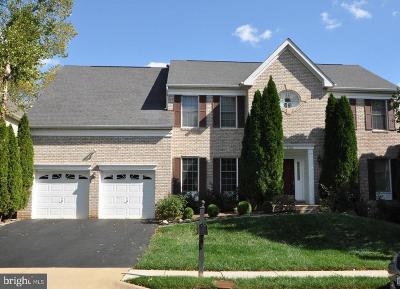 Reston Single Family Home For Sale: 1321 Gatesmeadow Way