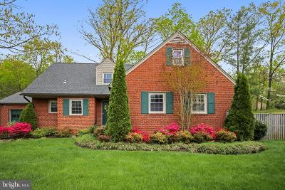 Alexandria Single Family Home For Sale: 6036 Old Telegraph Road
